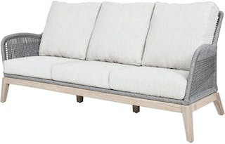 Pineapple Lifestyle Furniture Leon 3-Seater Sofa (Platinum)