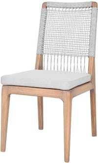 Pineapple Lifestyle Furniture Bermuda Dining Side Chair