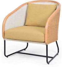 Pineapple Lifestyle Furniture Nasake Lounge Arm Chair