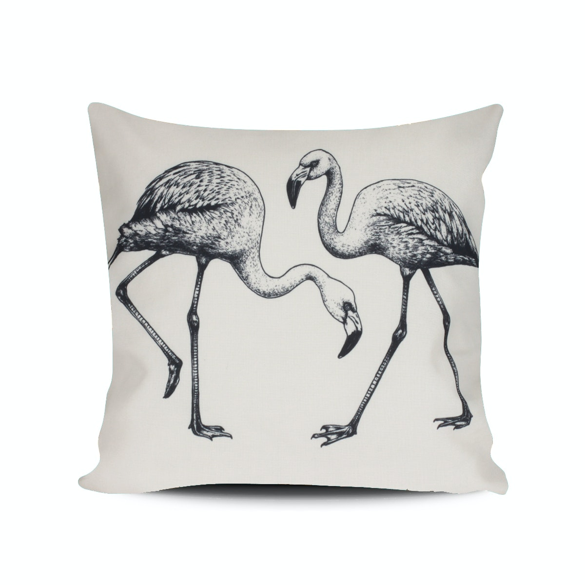 Pintal Home Flamingo Cushion Cover 45X45