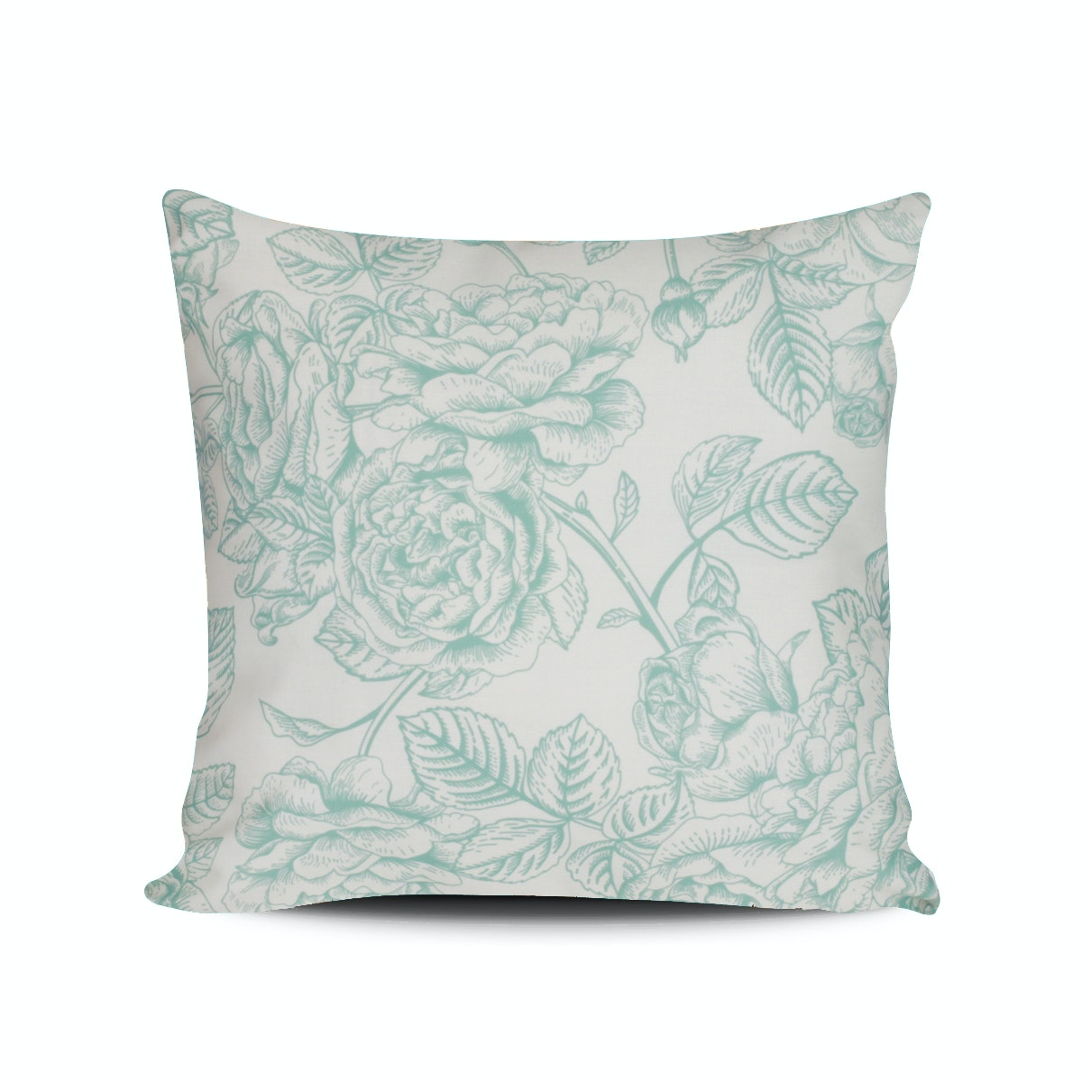 Pintal Home English Garden Sky Cushion Cover 45X45