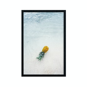 Poster House Poster Pineapple - 20x30