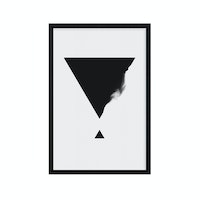 Poster House Poster Triangle - 20x30