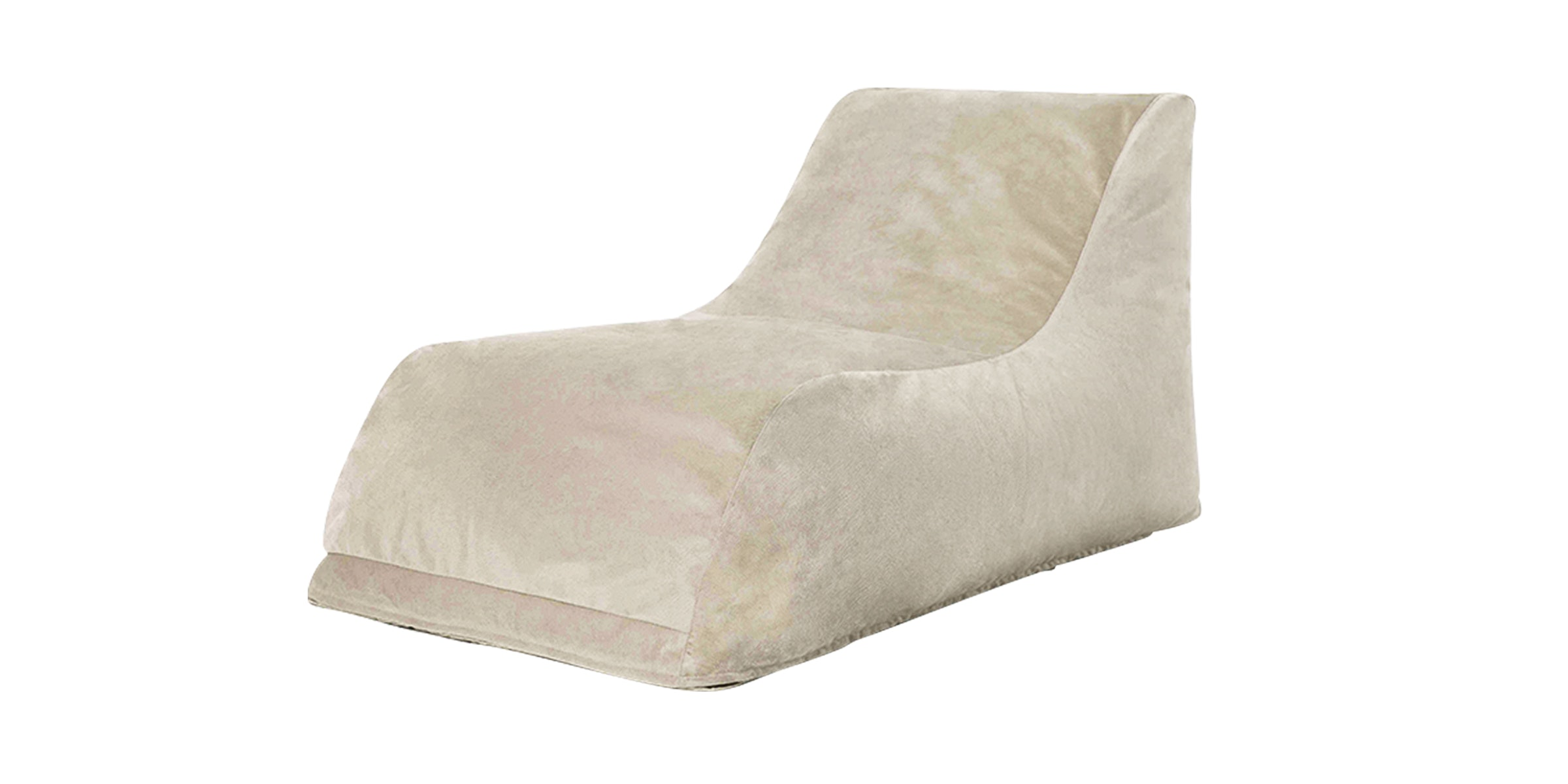 Pouffie Lounge Chair Bean Bag