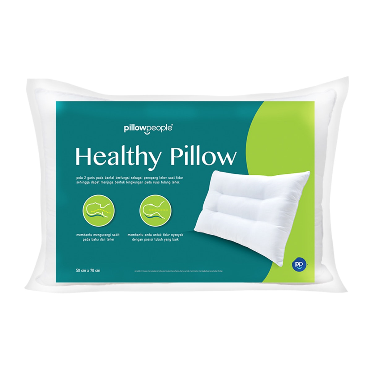 Pillow People Healthy Pillow Microfiber