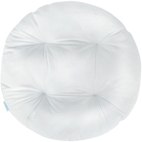 Pillow People Floor Cushion / Bantal Lantai White