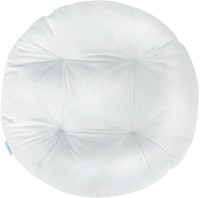 Pillow People Floor Cuhsion / Bantal Lantai White