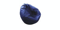 Prissilia Home Living Bean Bag Patrick Biru Navy