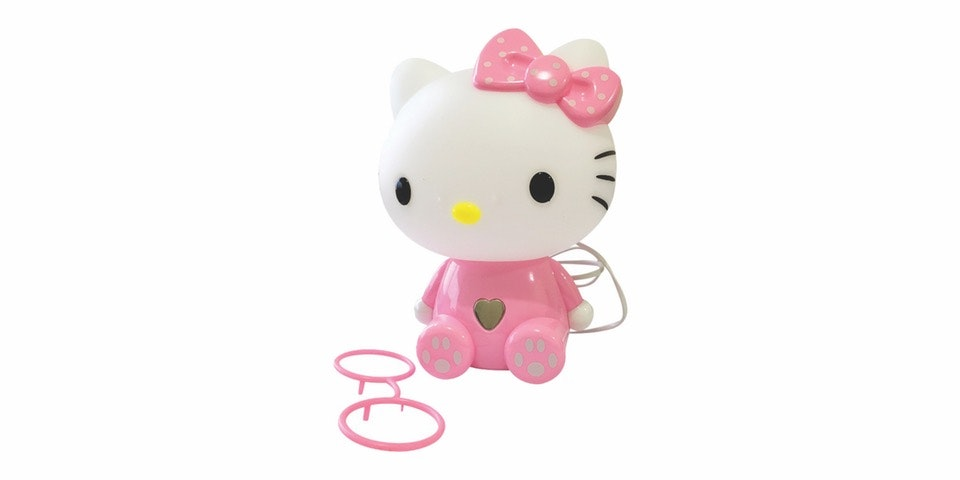 Prissilia Home Living Lampu Hello Kitty Dengan Kacamata NO. LD514-1