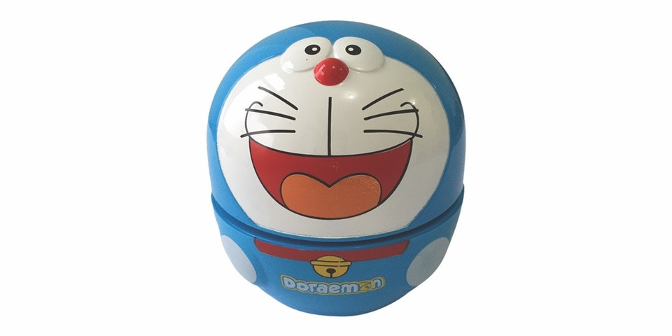 Prissilia Home Living Lampu Meja Doraemon Smile NO. GL379