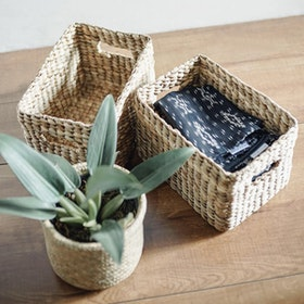 prive living Marina Basket Small 32x22cm