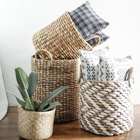 prive living Carita Basket Large Diameter 35cm