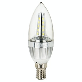 In Lite Lampu LED Candle 4W E14 6500K Putih