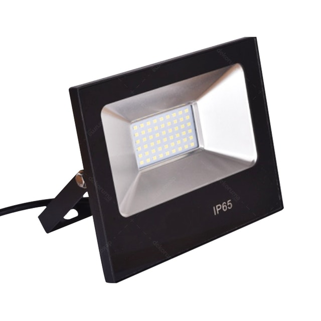 In Lite Lampu Sorot LED Flood Light 20W 3000K Kuning IP65