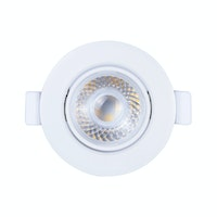 In Lite Lampu Sorot Plafon Mini 5 Watt / Downlight 3 inch 3000K Kuning