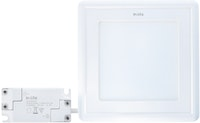 In Lite Lampu Panel Outbow / Downlight LED Square 12 Watt 6500K Putih
