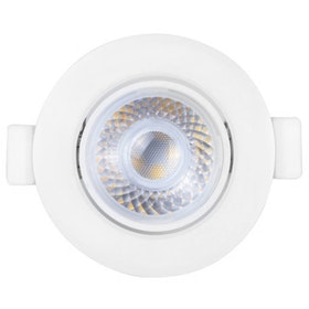 In Lite Lampu Sorot Plafon Mini 5 Watt / Downlight 3 inch 6500K Putih