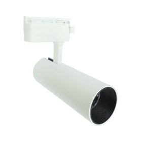 In Lite Track Light INTA273 30W Cool White, Body Color: White