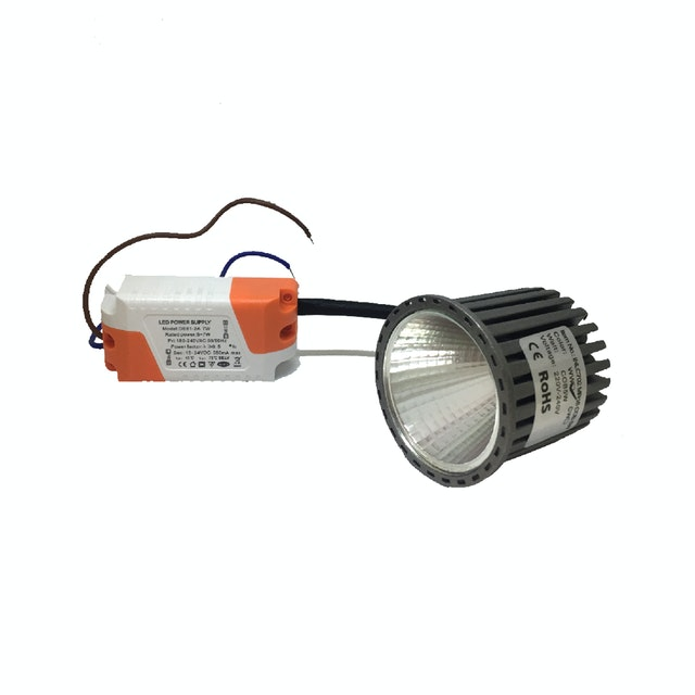 In Lite Lampu Spotlight INL702 5W  Warm White