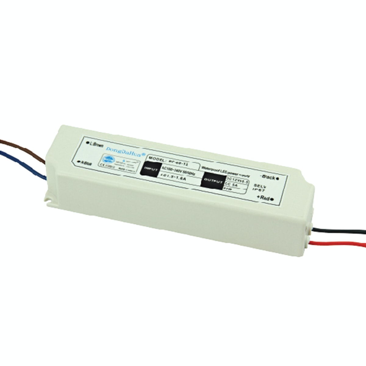 In Lite Lampu Led INDR003 60W