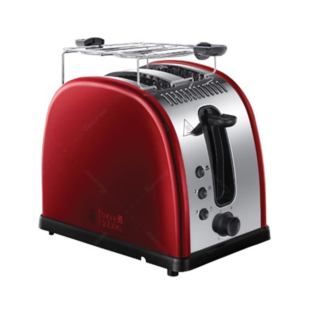 Russell Hobbs Legacy 2SL Toaster Red
