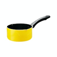 Fincook Sauce Pan Non Stick Bibir Tuang 16 cm SP1602TF (Yellow)