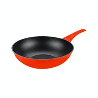 Fincook Wajan Die Casting Non Stick Coating 28 cm + Cover DCW2804TF