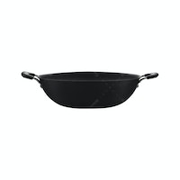 Fincook Wajan Hard Anodized 34 cm W3401HA (Black)