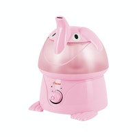 Crane USA Adorables Elephant Pink Cool Mist Humidifier
