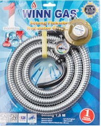 Winn Gas Paket Regulator Selang Flexible W118 M
