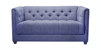 Ridente Bubble Sofa 2 Dudukan Biru