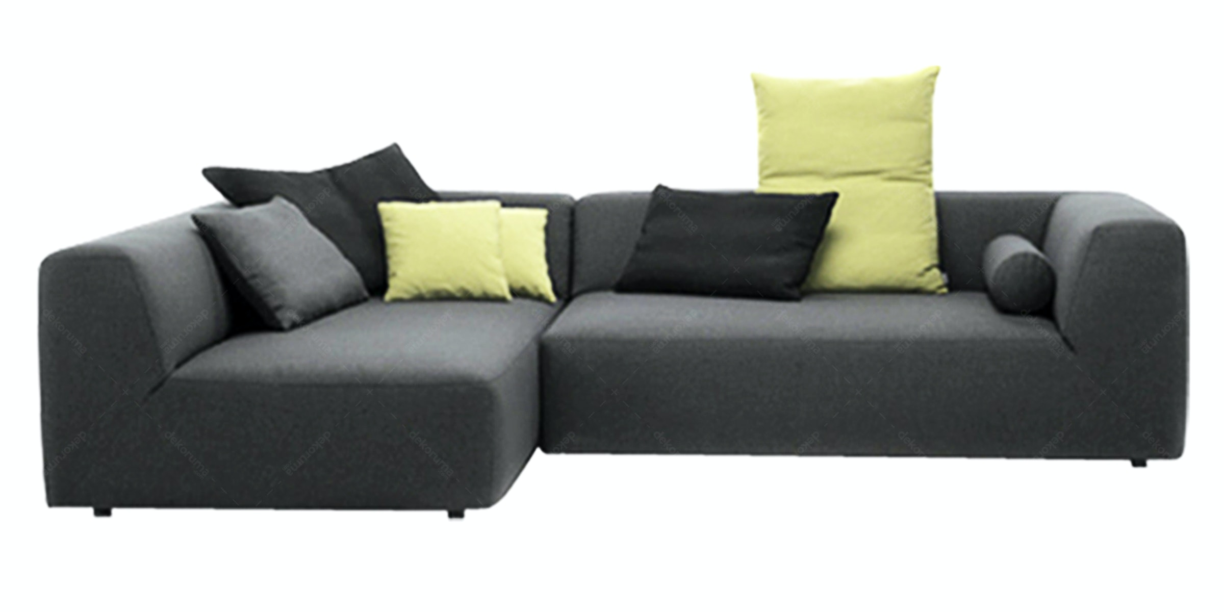 Ridente Bigfoot Sofa L Abu Kanan