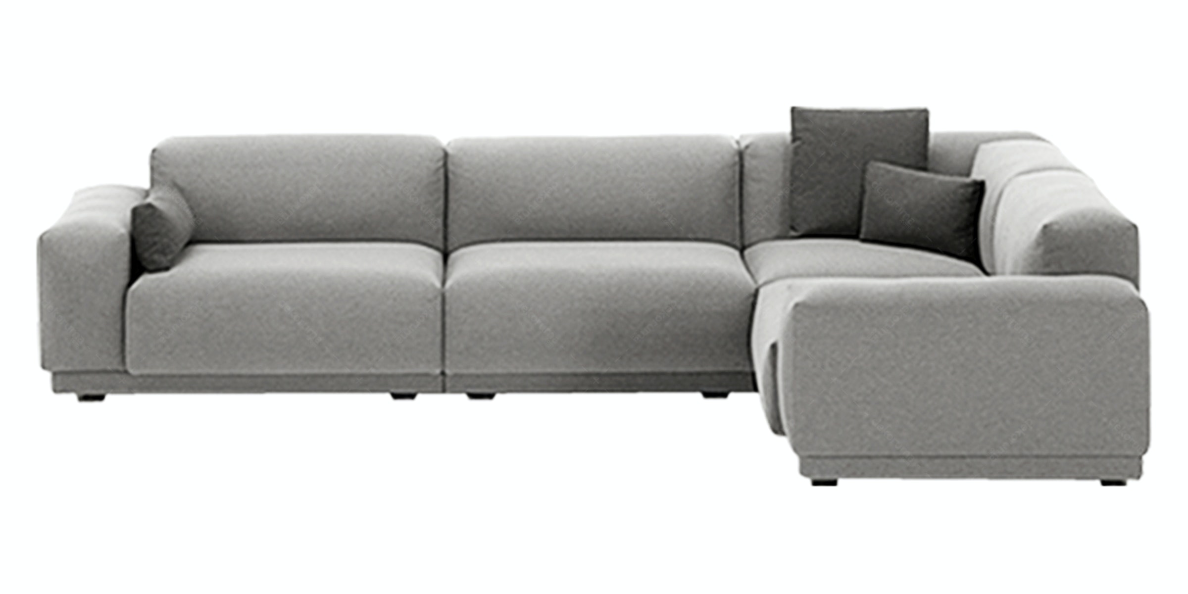Ridente Stone Sofa Set Abu