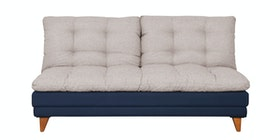 Ridente Biscuit Sofa Bed Krem
