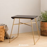 Ridente Ippan Side Table Gold