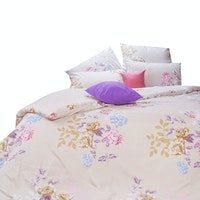 Rise Bedding Bed Cover Flavcens Ukuran Double 220x240