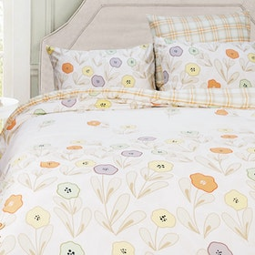 Rise Bedding bed Cover Milane Ukuran Double 220x240