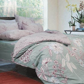 Rise Bedding Sprei Set Bed Cover Chuse Ukuran 200x200x35cm