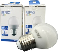 Repro Valuemax Bulb 3w Cool Daylight (Putih)