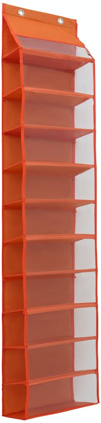 Radysa Organizer Hanging Shoe Organizer Orange
