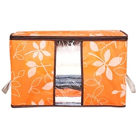 Radysa Organizer Storage Box Flower Orange