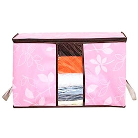 Radysa Organizer Storage Box Flower Pink