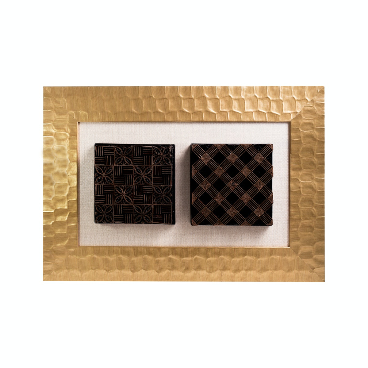 Raphael Living Batik Stamp (pair)