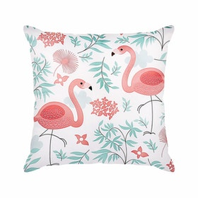 Revopillo Flamingo Peach Cushion 40cmx40cm