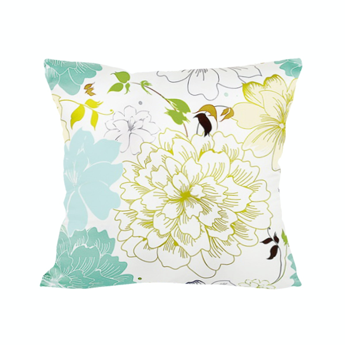 REVOPILLO Rossie Mint Cushion 40cmx40cm