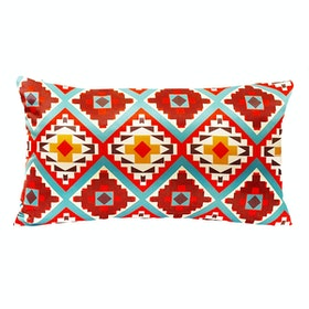 Revopillo Asteca Orange Cushion 30cmx50cm