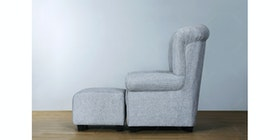 Silk&Cloud Sofa Set King Chair Abu