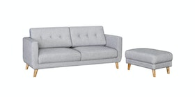 Silk&Cloud Sofa Set Naruna Abu