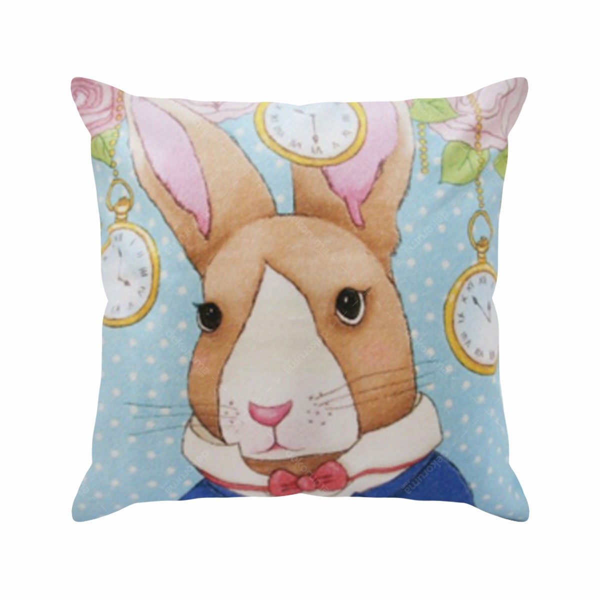 Salse Living Cute Bunny Cushion 40&40cm