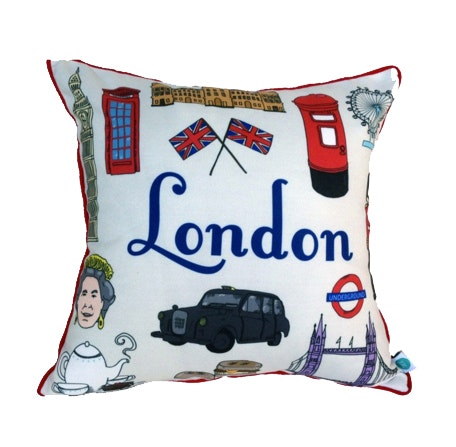 Salse Living London Cushion 40&40cm